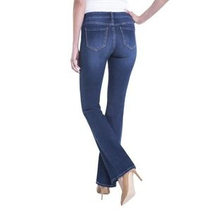 LIVERPOOL JEANS Lucy Bootcut Jeans Indigo Wash